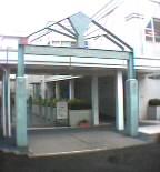 市営プール入口