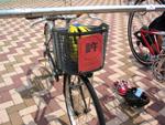 トランジッションでのレンタル自転車