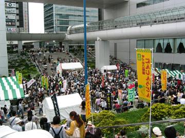 埼玉B級グルメ会場