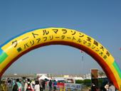 タートルマラソンゲート