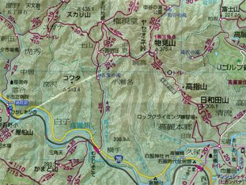 2009年地図