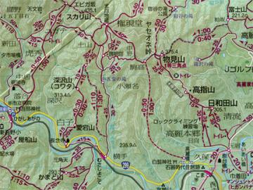 2010年地図