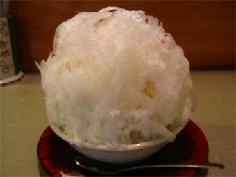 雪くま(桜ミルク)